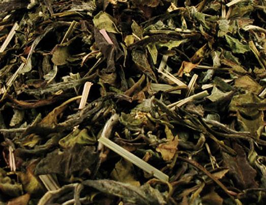 Biologische witte thee Citroen Rozemarijn 100 gram