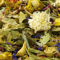 Vier seizoen kruiden thee 100 gram