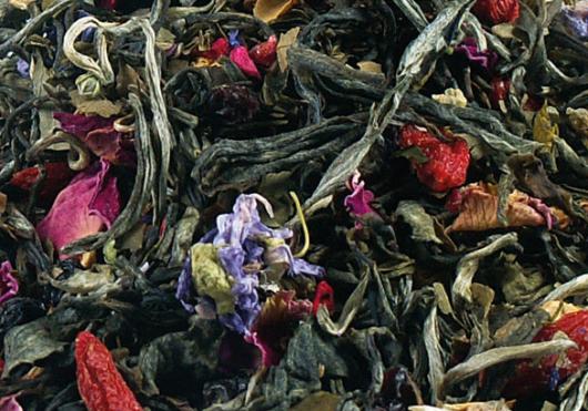 Witte thee Framboos Goji Bergamot 100 gram