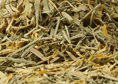 Biologische groene matcha thee met appel